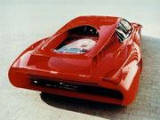 1991 COLANI LOTEC FERRARI CLF1