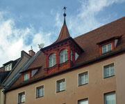 Wunderschöner Dach-Erker