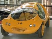 Micro-Car gedacht für den Chinesischen Markt . . .
