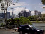 Überall Baukräne: Bauboom wie allerorts in Australien