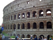 Das Colosseum; das grösste je gebaute Amphitheater der Welt und über 1940 Jahre alt !
