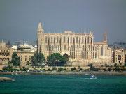 Die Kathedrale «La Seu» ist das Wahrzeichen in der Hauptstadt der Insel