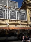 Schöne «Art-Déco»-Fassade