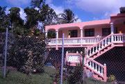 Die kitschig rosafarbenen Häuser passen nur zu dunkler Hautfarbe
