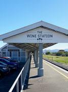 Der Bahnhof «Blenheim» wird nur mehr für den Nostalgiezug genutzt