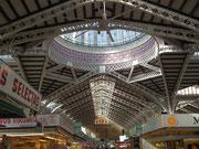 Auch da eine architektonische Meisterleistung in Metallkonstruktion