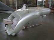 Auch die weltberühmten Schimmel-Flügel können im Colani-Design gekauft werden