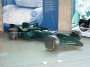 1991 Entwurf für einen Formel-1 Rennwagen