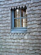 . . . die schönen Schindel-Fassaden