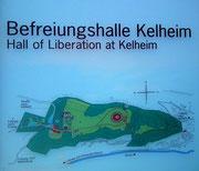 Mit dem Bus gehts wieder zurück von Weltenburg nach Kelheim . . .