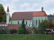 Das Altmühltal liegt an der Donau und am Donau-Main-Kanal