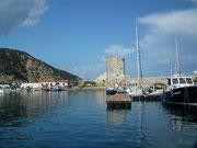Nochmals der Hafen mit dem Torre