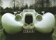 1976 Colani L'Aiglon II Retro 1940