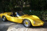 1960 - Colani GTS als Kit Car in Goldgelb