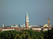 Eines der berühmten Wahrzeichen von Venedig