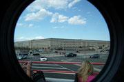 Blick auf das Pentagon