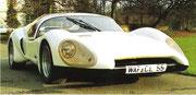 1986 Colani GT-1 mit Hardtop