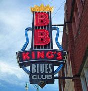 die Heimat des weissen und schwarzen Blues. Allen voran B.B. King