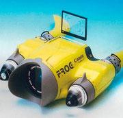 1983 Submarine Camera for CANON mit typischen Colani Design