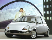 1998 FORD Ka Special aerodynamisch durch Luigi Colani optimiert