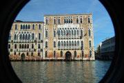 Die Architektur, bzw. das Können der damaligen Architekten . . .