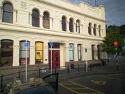Die örtliche Bibliothek von Port Chalmers