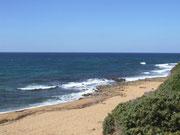 ...und die schönen Sandstrände an der (grünen) Westküste