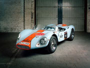1964 Colani GT in GULF-Bemalung