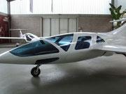 1978 Neuartige Thermo-Verglasung für Kleinflugzeuge . . .