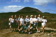für unsere 14er-Gruppe mit der Reiseleiterin Elisabeta