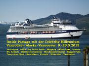 Das also ist die «Celebrity Millennium»