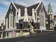 Ehemalige Kirche die umgenutzt wurde und heute als Theater dient