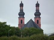 Die katholische Barock-Kirche St. Peter, ehemals Stiftskirche