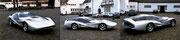 1999 Studie MAMBA umgesetzt als Chevrolet Corvette (Siehe Bilder 77-84)