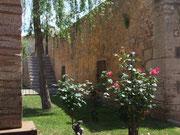 «Stadtmauer» in der Nähe von Cala Figuera