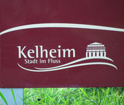 Auf der Donau erreichen wir Kelheim und den Donau-Main-Kanal