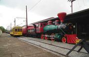 Nochmals einen Blick auf die schöne Lokomotive