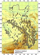 Raster-Verbreitungskarte Ostwestfalen-Lippe