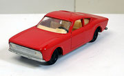Ford OSI Modell im Maßstab ca. 1:55 von Siku V 276 in rot