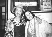 CON UN GRANDE MAESTRO, ENIO DROVANDI, ERA IL 1993