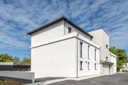 Photographie architecture - Immobilier locatif à Fouesnant - Finistère - Reportage sur un immeuble d'habitations pour ESPACILPhotographie architecture - Immobilier locatif à Fouesnant - Finistère - Reportage sur un immeuble d'habitations pour ESPACIL