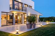 Photographie architecture - Maison neuve à La Baule - Loire Atlantique - Architecte POUTIER ARCHITECTURES