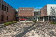 Photographie architecture - Agora à Saint-Nazaire - Loire Atlantique - Reportage réalisé pour SONADEV