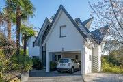 Photographie architecture - Maison d'habitation individuelle à Saint-Nazaire - Loire Atlantique - Reportage réalisé pour POUTIER ARCHITECTURES