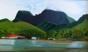 La baie d'Atiha HST 33x55 2014
