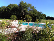 La piscine en extérieur