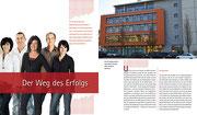 Image-Reportage über die Firma B&B Personaldienstleistungen für das Imagebuch ERFOLG