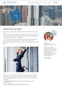 Wording der Website von WATER & SKY COACHING