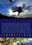 Konzeption + Chefredaktion des Buchwerks SPIELFELDER - LEBENSFELDER für die OSB