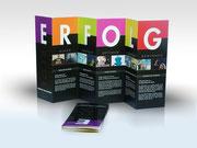 Konzeption + Chefredaktion des Buchwerks ERFOLG für die OSB